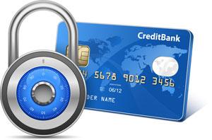 Credit lock pic