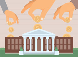 College Cost Increases Slowing