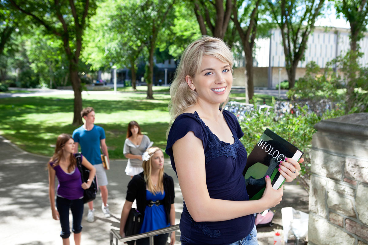 Студенточки в колледже 20 фотография