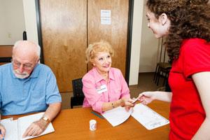 Volunteer in Retirement