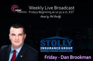 Live Broadcast Brookman