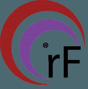 rebel financial short logo