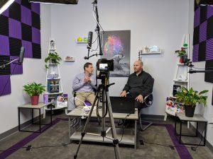 rF live Broadcast with Peter Engelbrecht of Speedy Sneakers