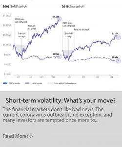 short-term volatility