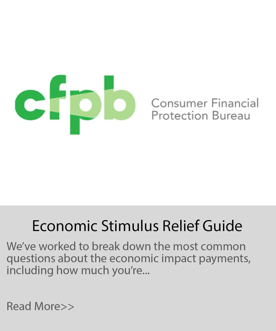 A guide to COVID-19 economic stimulus relief
