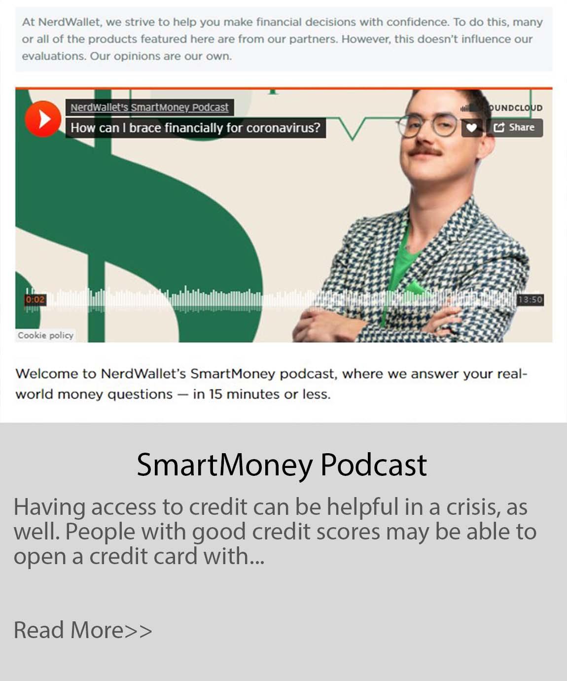 SmartMoney Podcast_Coronaviru edition
