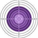 rebel financial sporting clay target icon