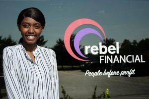 sharon ndirangu of rebel financial