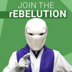 rebel man needs you to join the financial rebelution