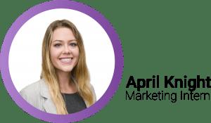 april knight marketing intern
