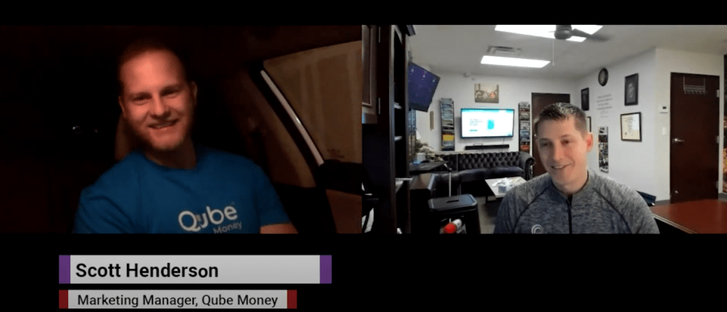 Qube Money Broadcast Picture