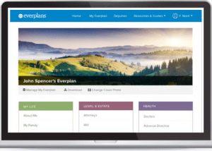 Life and Legacy Planning with Everplans
