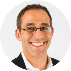 Chad Silverstein of [re]start job seekers