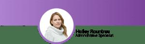 Hailey Rountree Header