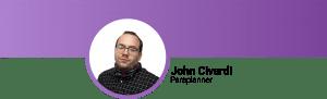 John Civardi Header