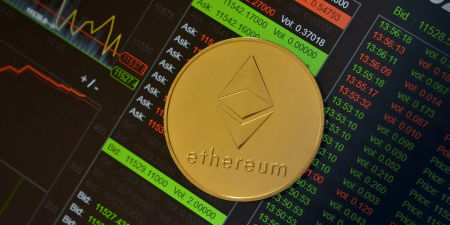 Investing with cryptocurrency