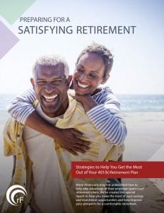 Preparing for a Satisfying Retirement