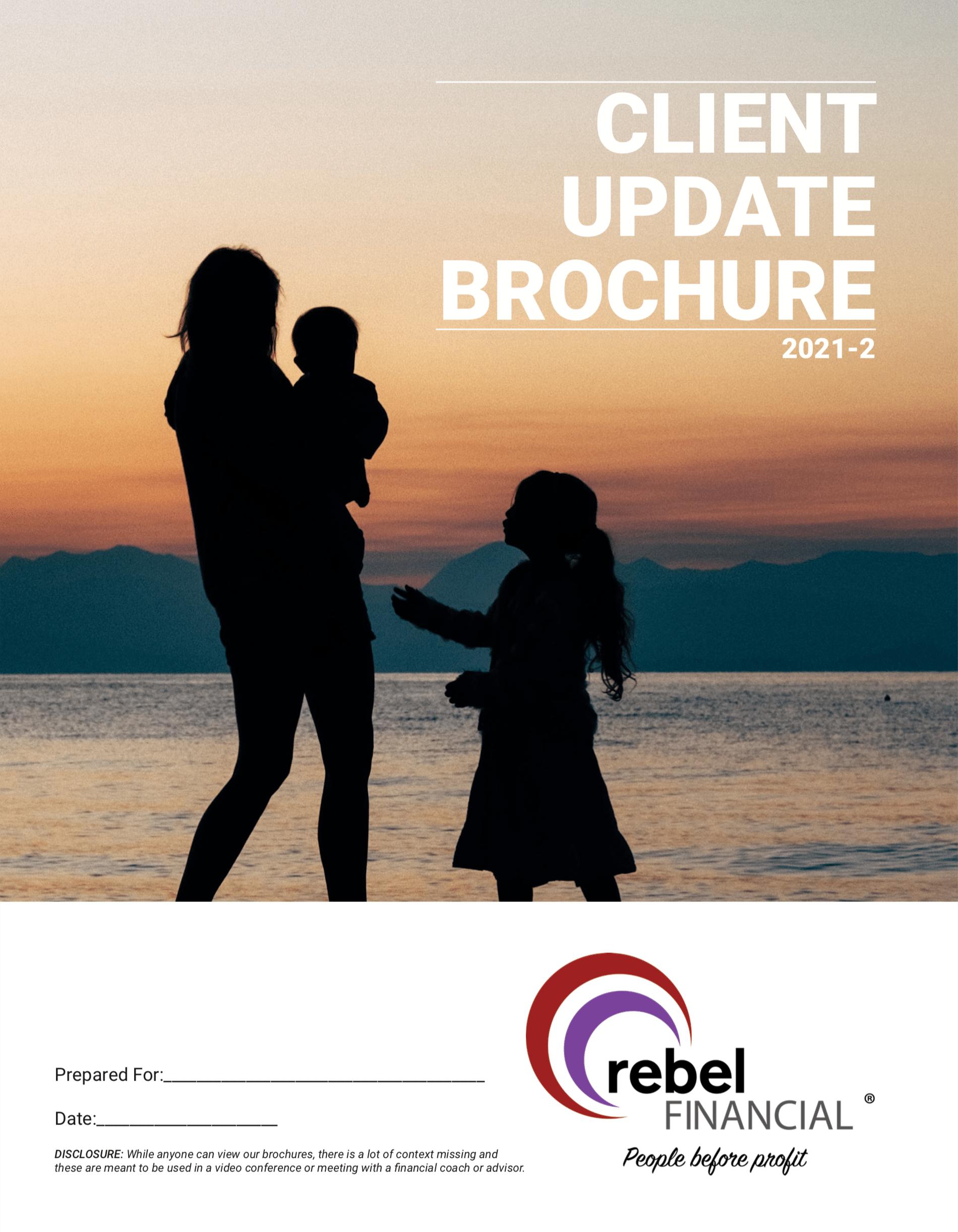 Client Update Brochure