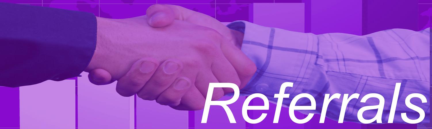rF referrals